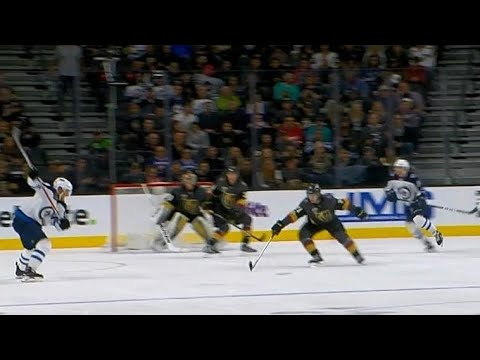 Gotta See It: Laine rips one-timer past Golden Knights goalie 3 seconds into PP
