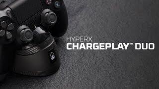 Зарядное устройство для контроллеров PS4 — HyperX ChargePlay Duo