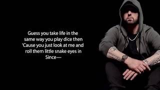 Eminem - Good Guy ft. Jessie Reyez Lyrics