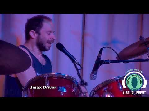 Jmax Driver: Entertainer/Specialty - Drum Solo & Vocal Act - One Man Band performing for the Carrboro Music Festival October 2020