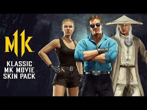 Mortal Kombat 11 Ultimate - Klassic MK Movie Skin Pack - ALL FRIENDSHIPS в 2K
