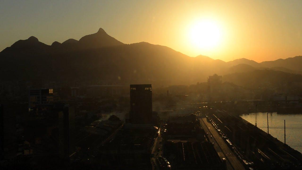 Una isla paradisíaca seduce en lo alto de Río de Janeiro