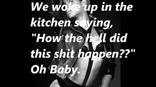 Beyonce (Ft. Jay Z.) : Drunk in Love Official Lyrics