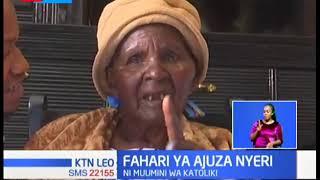 Ajuza aliyemuona Mtawa Irene Stefani amesherehekea miaka 100 leo