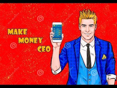 MAKE MONEY CEO - TELEFONDA PUL QAZANDIRAN YENI OYUN !!!