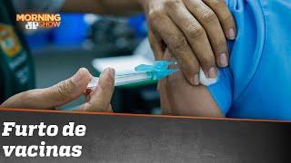 O atraso e sumiço das vacinas e o descaso das autoridades