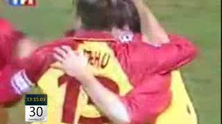 Лига Чемпионов 1998 99 Арсенал 0 1 Ланс