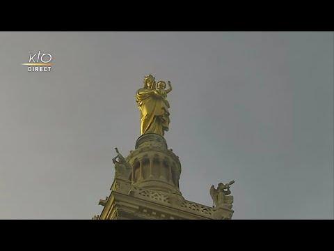 Laudes et Messe du 21 juillet 2021 à Notre-Dame de la Garde