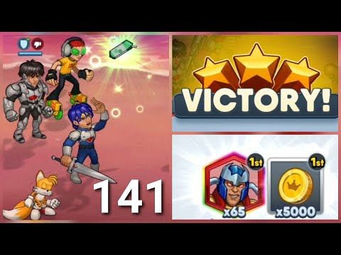 🥇 SEGA Heroes AGENT G UNLOCKED PART 153 Gameplay