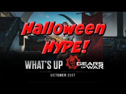GEARS 5: New Skins! Halloween Hype!