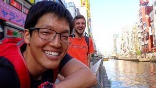The Boy From Bosnia Tours Japan   Part 1   Tsuyama and Osaka