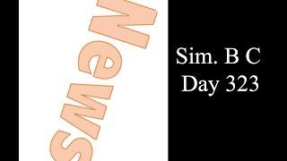 Sim. B C Day 323: Gaming, US-China, and WC? Saturday News Recap WEEK 28