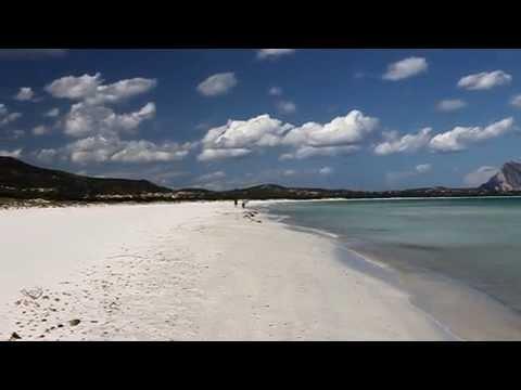 Der Strand von La Cinta bei San Teodoro