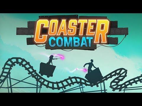 Coaster Combat Trailer