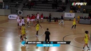 Liga Feminina | Quinta dos Lombos - CAB Madeira