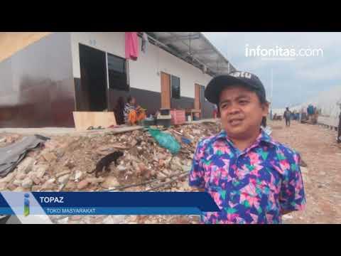 Kondisi Terkini Kampung Akuarium, Penjaringan, Jakarta Utara