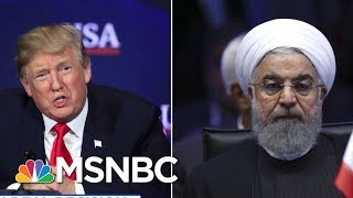 """Torricelli: Figuring Out Iran Deal Is Like """"Three Dimensional Chess"""" 