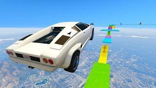 COCHE DEL FUTURO!! INCREIBLE! - CARRERA GTA V ONLINE - GTA 5 ONLINE