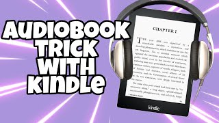 How to Get Free Audiobooks with Kindle