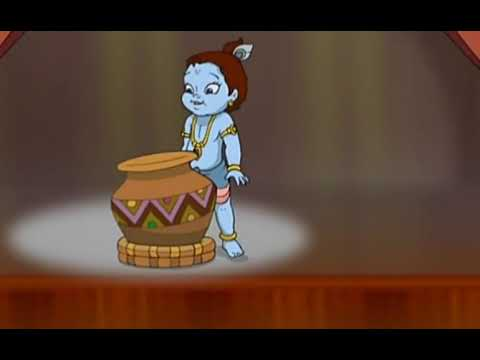 Little Krishna Makhan chor - смотреть онлайн на Hah Life