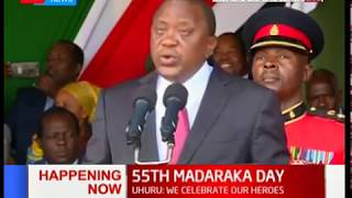President Kenyatta orders fresh vetting of all heads of procurement, lie detectors to be used