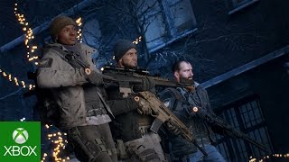 Tom Clancy's The Division-trailer - RPG-gameplay