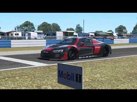 rFactor 2 | Challengers Pack BMW M6 GT3 impressions