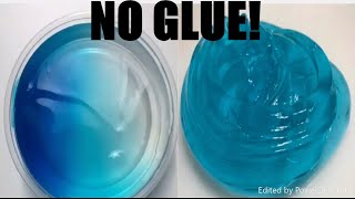 How to make slime without glue or any activator no borax no how to make slime without glue or borax easy ccuart Image collections
