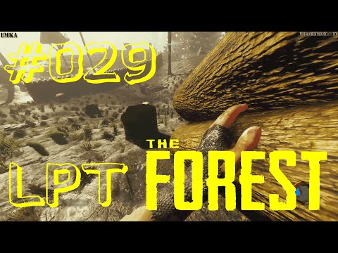 THE FOREST [HD] #029 - LPT - Vorantreiben der Arbeiten ★ Let's Play Together The Forest