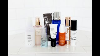 MY MORNING SKINCARE ROUTINE FOR THE SUMMER