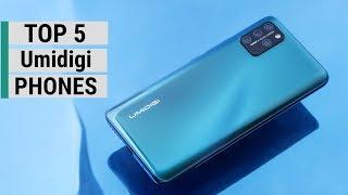 Top 5 Best Umidigi Phones You Should Buy in 2021