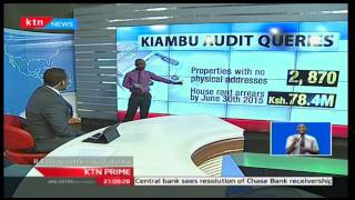 KTN Prime: Our microscopic lens on 47 Days of accountability are on Kiambu County's scrupulous deals