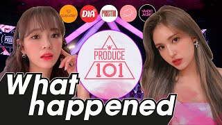 The Produce 101 Curse - What Happened to Gugudan, PRISTIN, DIA, WJSN, and Weki Meki?