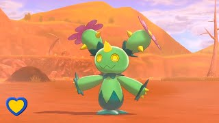 Maractus  - (Pokémon) - HOW TO GET Maractus in Pokemon Sword and Shield