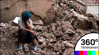 Землетрясение в Иране: 164 человека погибли и больше тысячи пострадали
