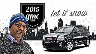 2015 GMC Terrain | an average guy's review