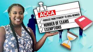 ACCA   PROCESS TO ACCA MEMBERSHIP   HOW MANY ACCA EXAMS   NUMBER OF ACCA EXEMPTIONS   KADIEKATHARINA