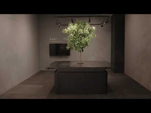 ARAN Cucine OASI - A kitchen under the branches. Functions