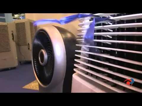 Climatizador Evaporativo M. Confort  1300C