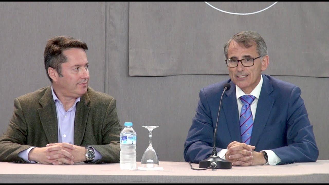 Conferencia completa de Juan Ignacio Cirac, físico de reconocido prestigio y antiguo alumno del colegio.
