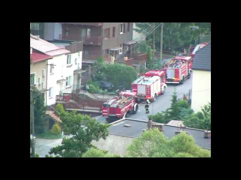 Fireman fail / Upadek strażaka