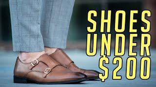 Top 5 Dress Shoes Under $200 || Mens Fashion Lookbook 2017 || Gents Lounge