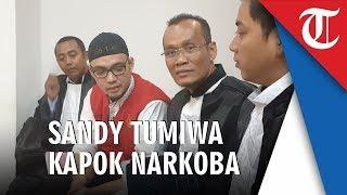 Sandy Tumiwa Kapok Narkoba