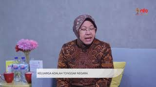 Happy Parenting with Novita Tandry di Berita Satu TV topik Keluarga Adalah Tonggak Negara