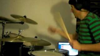 Alanis Morissette - Eight Easy Steps Drum Cover