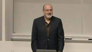 Nassim Taleb: How Things Gain from Disorder