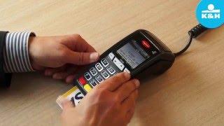 VII. POS sztenderd funkciók eladás, áruvisszavét, storno DCC szolgáltatással