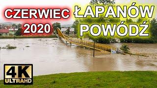 Film do artykułu: Łapanów walczy z powodzią...
