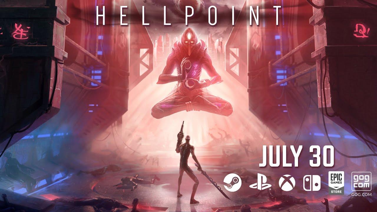 Анонс даты релиза игры Hellpoint