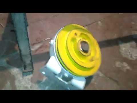 Видеоинструкция замены ограничителя скорости